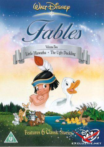 Сказки Диснея: Часть 2 / Walt Disney Fables: Vol.2 (2003) DVDRip