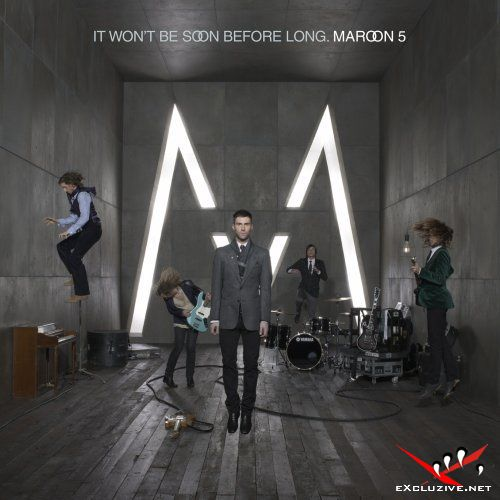 (Rock/Pop) Maroon 5 - It Won't Be Soon Before Long - 2007, MP3, 320 kbps (+VIDEO-Maroon 5 - Makes Me Wonder)