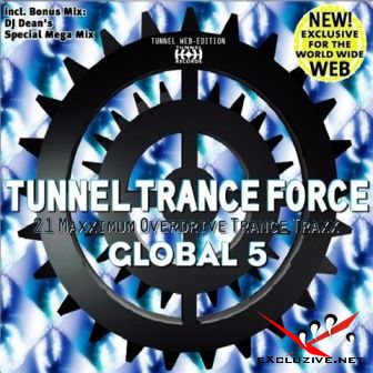 Tunnel Trance Force Global 5 (2008)