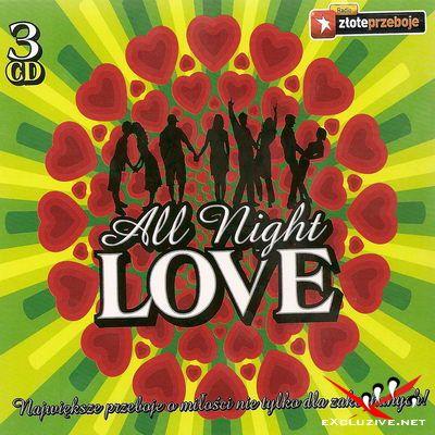 VA - All Night Love - 3CD (2008)