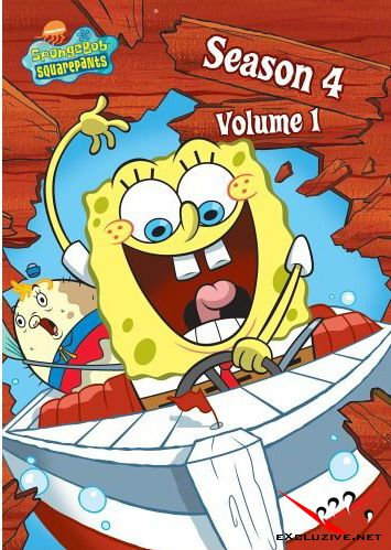 Губка Боб квадратные штаны - Сезон 4 / SpongeBob SquarePants(часть 2)