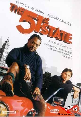 51-й штат / 51st State (2001) DVDrip