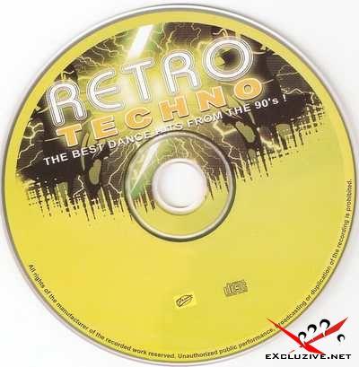 VA - Retro Techno (2008)