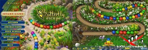 Butterfly Escape v1.0 - Zuma ( New )