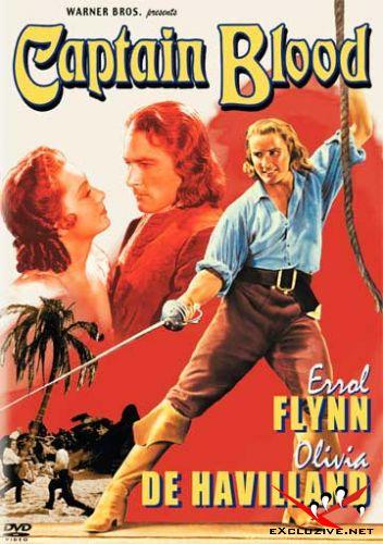Капитан Блад/ Captain Blood (1935) DVDRip