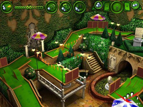 Dreamworld's Open: Mini Golf
