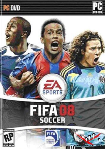 Российская Премьер лига для FIFA 2008