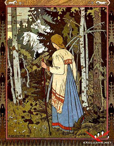 Русские и английские сказки