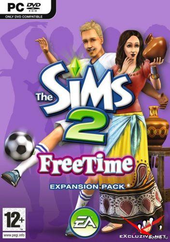 Sims 2: Увлечения (Sims 2: FreeTime) лицензия