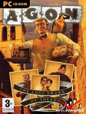 Agon: Lost Sword Of Toledo (2008)