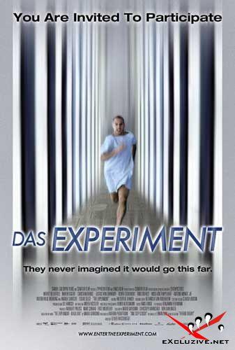 Эксперимент / Das Experiment (2001) DVDrip