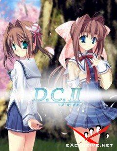 Сначала / D.C. II: Da Capo II [2007/DTVRip]