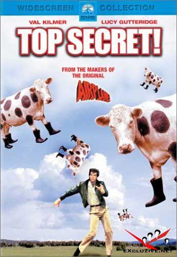 Совершенно Секретно! / Top Secret! (1984) DVDrip