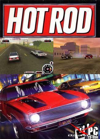 Hot Rod American Streed Drag