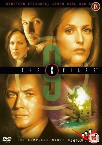 Секретные материалы (The X-Files) - 9 сезон 1 диск (лицензионный ДВД)