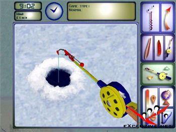 Pro Pilkki2(Интересный симулятор зимней рыбалки)!