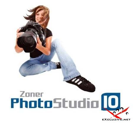 Zoner PhotoStudio 10.0.10 ENTERPRISE EDITION