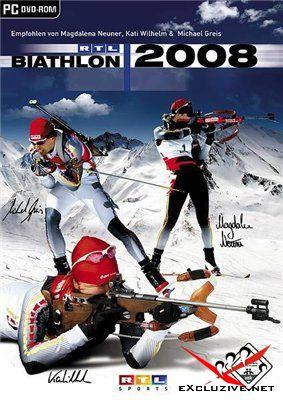 RTL Biathlon 2008