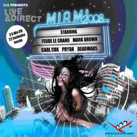 СВЕЖАК Live Direct: Miami 2008