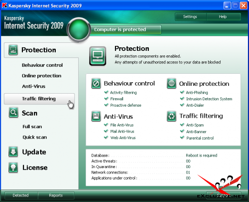 Kaspersky Internet Security and Anti-Virus 2009 Full