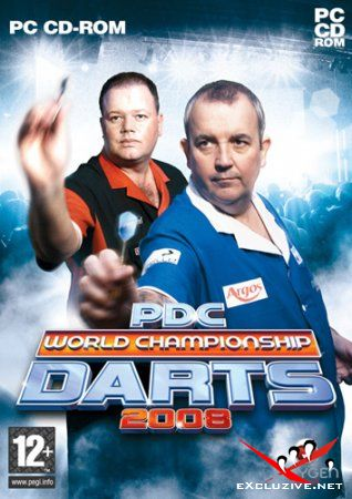 Чемпионат по дартсу / PDC World Championship Darts 2008