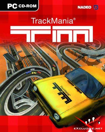 Portable TrackMania (без установки) 2008