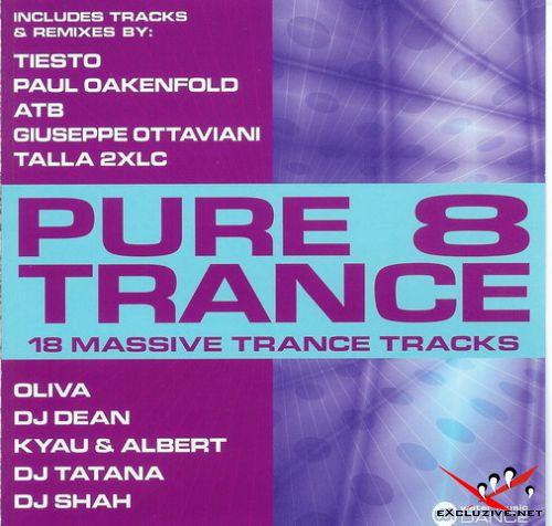 VA - Pure Trance Vol 8