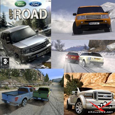 Ford Racing Off Road 2008 NEW SUPER!!!