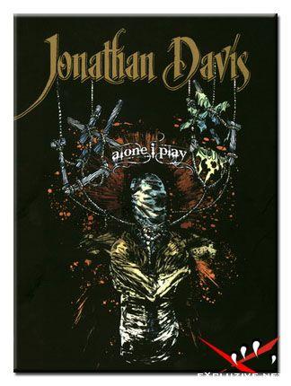 Jonathan Davis - Alone, I Play (Tour Limited Edition CD) (2007) [FLAC & MP3]