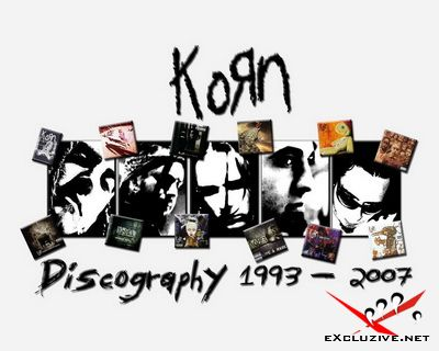 Korn Discography (1993 - 2007)