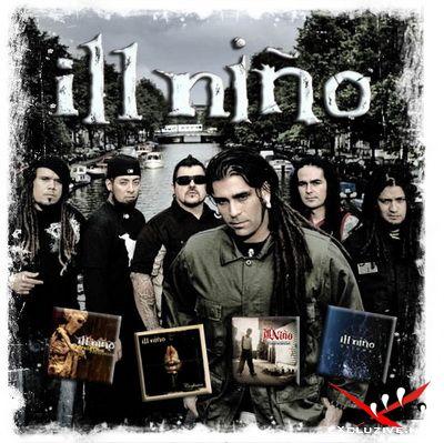 Ill Nino Discography (2002 - 2008)