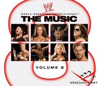 Hitclub 2008/1 + WWE: The Music Volume 8 (2008)