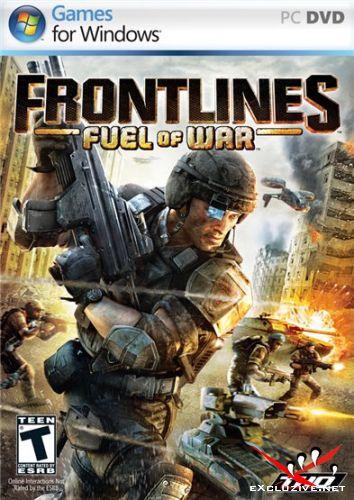Frontlines: Fuel of War (2008/RUS/Бука)