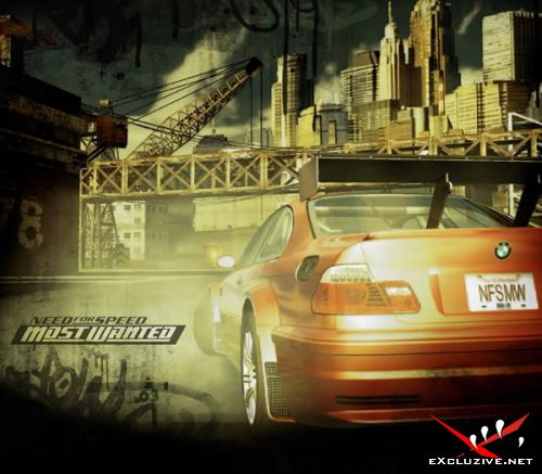 NFS Most Wanted RUS (Soft Club)