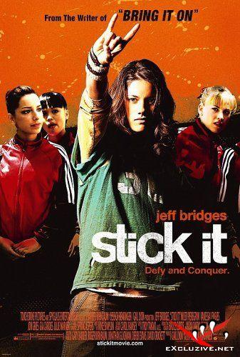 Бунтарка / Stick it (2006) DVDrip