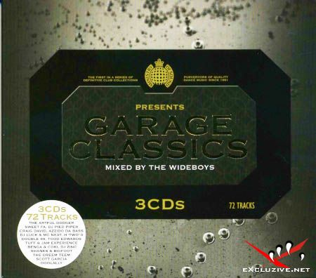 Ministry of Sound: Garage Classics - mixed by The Wideboys (2008)