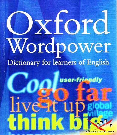 Oxford Wordpower Dictionary  Third Edition