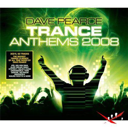 Dave Pearce Trance Anthems 2008 [3CD]