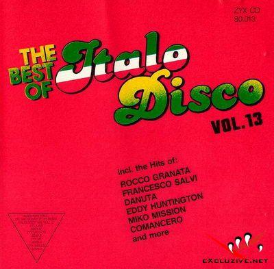 VA - The Best Of Italo Disco Vol 13 / VA - The Best Of Italo Disco Vol 14