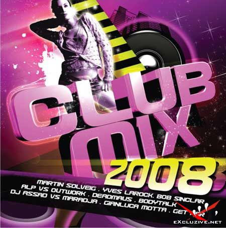 Club Mix 2008