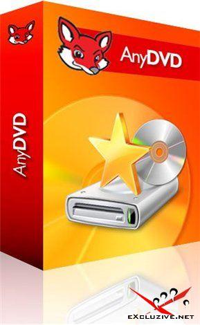 AnyDVD - AnyDVD HD v6.4.1.1 - Final