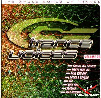 VA - Trance Voices Vol 26 - 2CD (2008)
