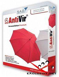 Avira Antivir PERSONAL EDITION PREMIUM RUS 7.06.00.31 + keys