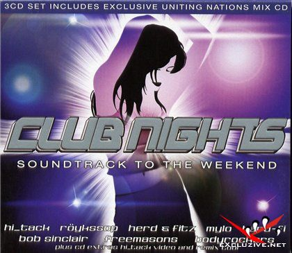 Club Nights - Various [3-CD] (2008)