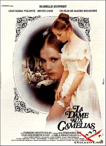 Дама с камелиями / La Dame aux camelias (1980) DVDRip