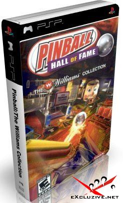 Pinball Hall of Fame: The Williams Collection (PSP)