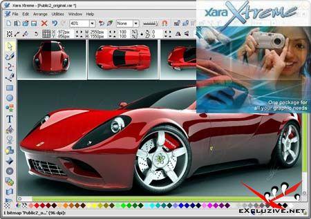 Xara Xtreme Pro v4.0.4728 DL (2008)
