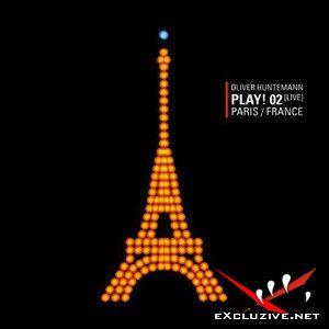 DJ Jean @ Work 2008) / Trance Voices Vol. 26 (2008) / Oliver Huntemann - Play! 02