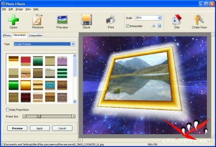 Photo Effects 1.41
