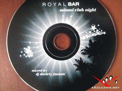 Royal Bar - dj Dmitri Phantom